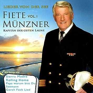 Lieder von der See Vol.1 (Kapitän der guten Laune)