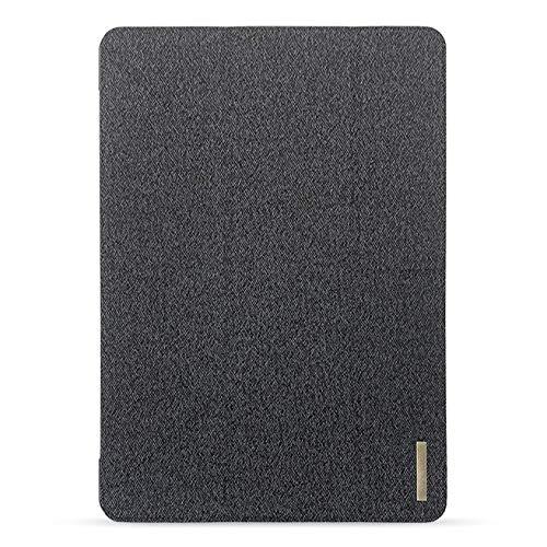 Fulvit Para iPad Pro 10.5 Pulgadas/Aire 10.5 (2019) Funda de Cuero Horizontal Flip Horizontal Series PU + PC de la PC con el Soporte y la función de suspensión/Despertador (Negro)