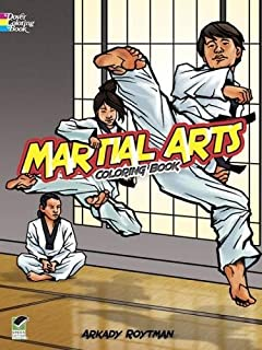 Best martial arts coloring pages Reviews