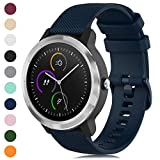Onedream Correas Compatible para Garmin Vivoactive 4, Compatible con Samsung Galaxy Watch 3 45mm,...