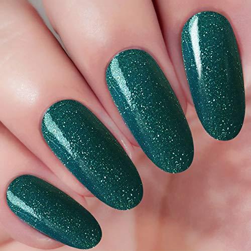 I.B.N Dip Dipping Powder Grün Nägel Dip Pulver Acryl Puder für Nail Art Maniküre,1oz/28g, Kein...