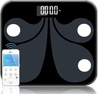 bascula Tanita bascula balanza baño de Cocina Grasa Corporal composición Alta precisión Bluetooth balanza Precision báscula baño vasculas de Peso