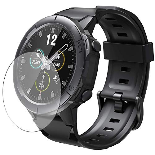 Vaxson 3 Unidades Protector de Pantalla, compatible con Arbily SW01 Smartwatch smart watch [No Vidrio Templado] TPU Película Protectora