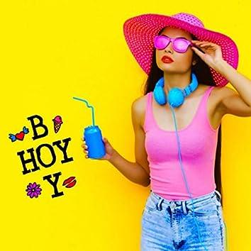 Hoy Boy (feat. Jannie)