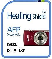 Healingshield スキンシール液晶保護フィルム Oleophobic AFP Clear Film for Canon Camera IXUS 185 [2pcs]