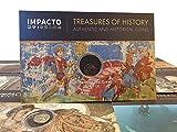 IMPACTO COLECCIONABLES Monedas Antiguas Autenticas - Monedas Romanas -...