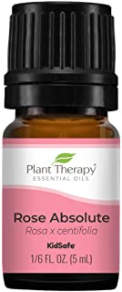 Plant Therapy Rose Absolute Essential Oil | 100% Pure, Undiluted, Natural Aromatherapy.