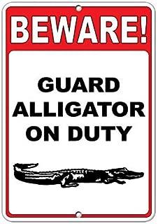 Best metal alligator wall art Reviews