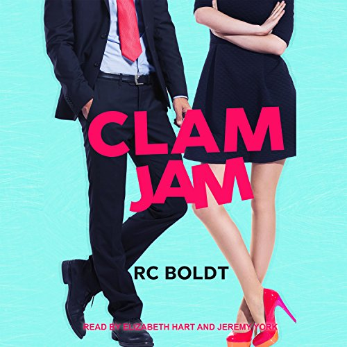 Clam Jam audiobook cover art
