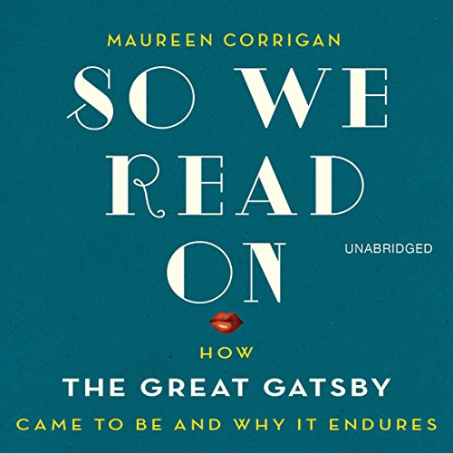 So We Read On audiobook cover art