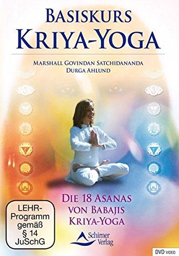 Basiskurs Kriya-Yoga, DVD