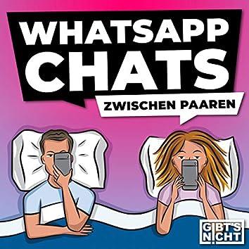 WhatsApp Chats zwischen Paaren