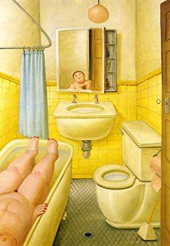 Botero 10 Poster cm 50x70 Affiche Plakat Fine Art Il Negozio di Alex