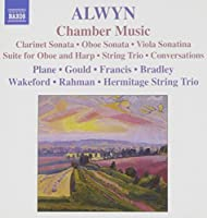 Chamber Music: Clarinet Sonata / Oboe Sonata by WILLIAM ALWYN (2010-08-31)