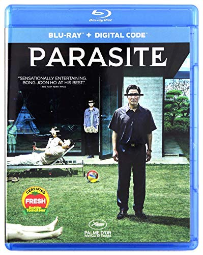 Parasite Blu-ray + Digital - Blu-ray