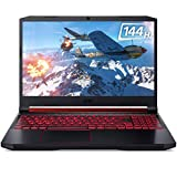 Acer Nitro 5 Gaming Laptop 144Hz 15.6' FHD IPS RTX 2060 Core i7-9750H 6-Core up to 4.50GHz 16GB RAM 1TB SSD Killer Ethernet Backlit KB USB-C AN515 Win 10 QWERTY US Version