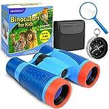 Best Binoculars For Kids - Binoculars for Kids - 5X30 Optical Lens Review