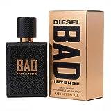 Diesel Bad, Agua de perfume para hombres - 50 ml.