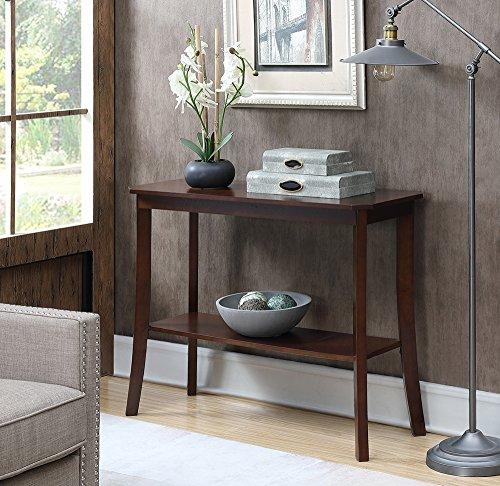 Convenience Concepts Designs2Go Baja Console Table, Espresso