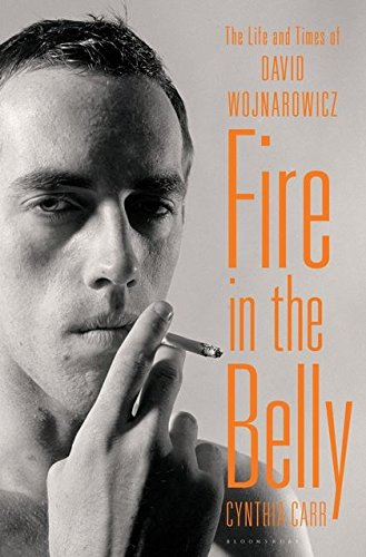 Image of Fire in the Belly: The Life and Times of David Wojnarowicz (Lambda Literary Award - Gay Memoir/Biography)