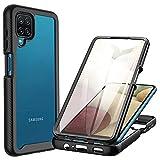 CENHUFO Cover Samsung A12 / M12, Custodia Samsung A12 / M12 Antiurto con Protezione dello...