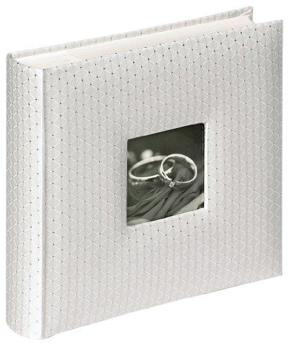 Walther, Álbum De Memorias De Casamiento para 200 Fotos, ME-160, Blanco