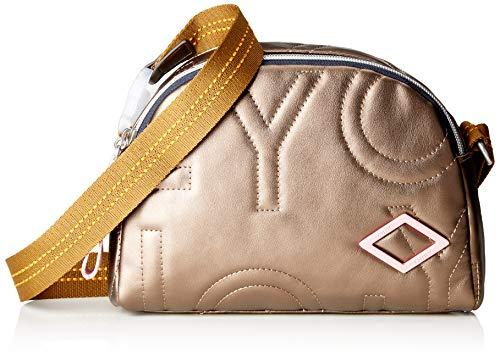 Oilily Damen Gladdy Shoulderbag Shz Schultertasche Gold (Bronce)