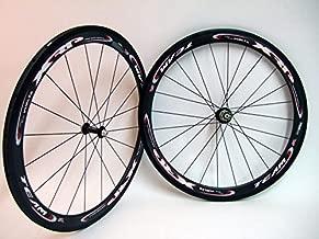carbon tubular front wheel