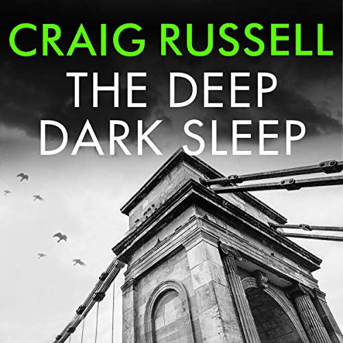 The Deep Dark Sleep audiobook cover art