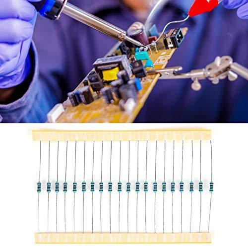 Widerstand Metallfilmwiderstand Hochgenaue elektronische Komponenten für Glühlampen für Elektroherde