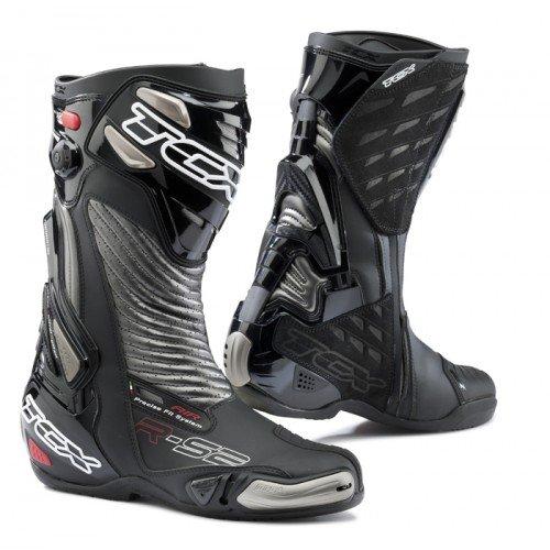 TCX Bottes Moto R S2 Evo, Noir, Taille 45