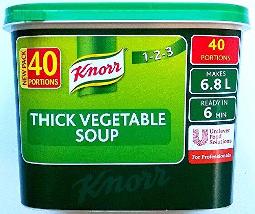 Knorr spessa minestra di verdura - 1 x 40 porzioni