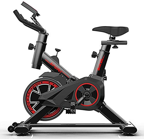 N\A Upright Cyclette Ultra-Silenzioso Indoor Sports Fitness Bicicletta Che Fila Professionale Aerobico Attrezzi For Home Studio Palestra, ECC