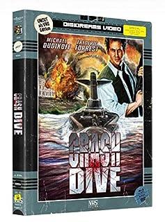 Crash Dive - Limited Mediabook VHS Edition - Limitiert auf 250 Stück  (+DVD) (+ Bonus-DVD) (+ Bonus-BR) [Blu-ray]