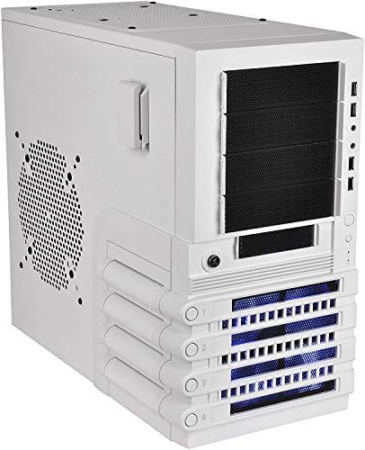 Adamant Custom 4X-Core Gaming Computer AMD Ryzen 5 1500X 3.5Ghz 8Gb DDR4 500Gb SSD 600W PSU AMD Radeon Vega 56