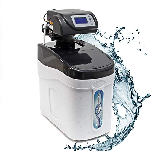 Naturewater NW-SOFT-C2 800 l/h Wasserenthärtungsanlage mit 12 kg Soletank und Kontrollpanel