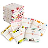 TRANPARAN プチギフト ハンドタオル パレットガーゼタオル 個包装 のし付き 15個セット (おまかせアソート)