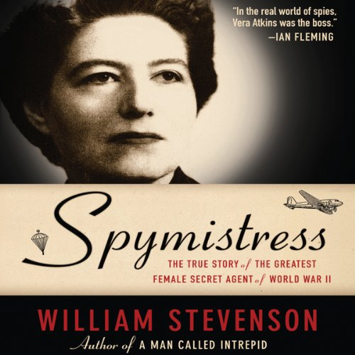 Spymistress cover art