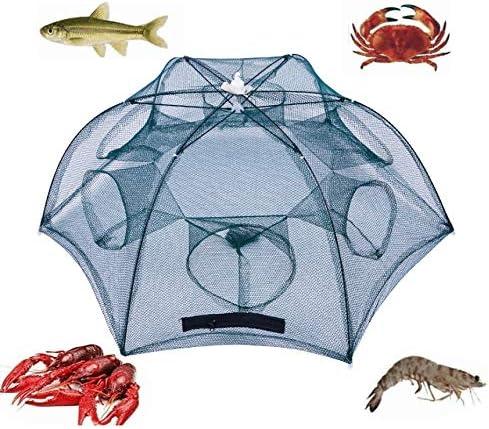 Crawfish Trap,Crab Fish Trap Foldable Magic Wholesale Fishin cheap Umbrella
