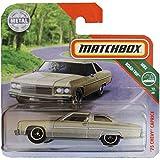 Matchbox Chevy Caprice 75 Mbx Road-Trip