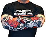 Missing Link Men's Cycling Arm Warmers