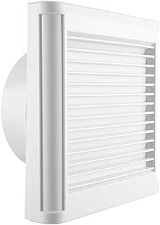Accesorios de baño Ventilador De Succión De Plástico De Pared Cuadrada Ventilador De Vidrio Tipo De Techo 15 W Cocina Baño Extractor Ventilador Superior Ventilador Mudo Bajo Consumo