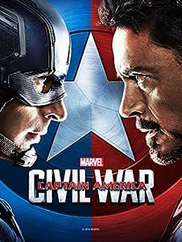 Marvel Studios  Captain America  Civil War  4K UHD