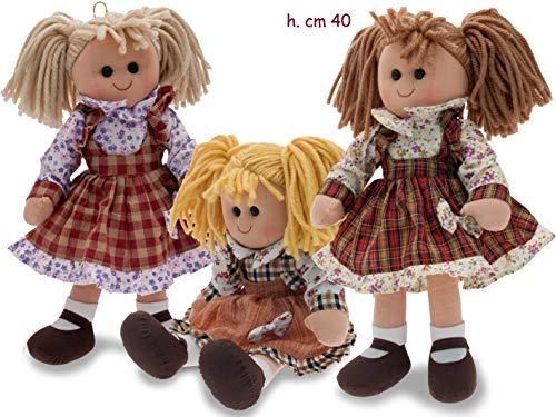 bambola camilla Bambola Camilla Stoffa 63009