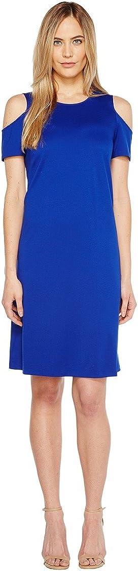 ELLEN TRACY Women's Open Shoulder Dress