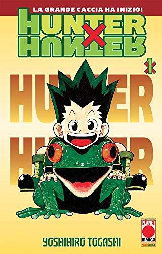 Hunter X Hunter N° 1 - Ristampa - Planet Manga - Panini Comics - ITALIANO