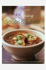 Williams-Sonoma Savoring Soups & Salads Hardcover