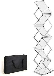 literature rack trade show