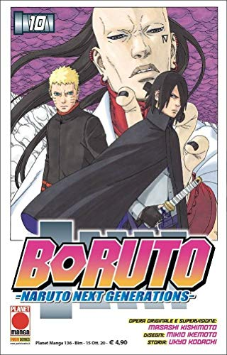 Boruto. Naruto next generations (Vol. 10)