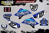 Kit Adhesivos Yamaha TTR 50 2006 2007 2008 2009 2010 2011 2012 2013 ADESIVI Sticker KLEBER AUFKLEBER
